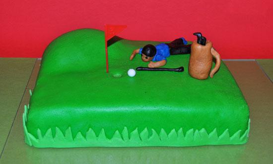 Golfkaka