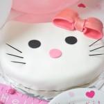 Hello Kitty andlit