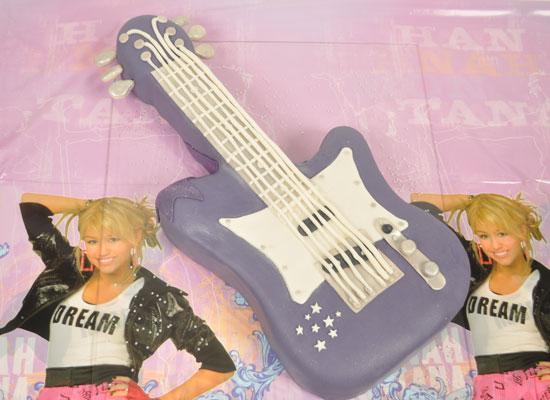 Hannah Montana gítar
