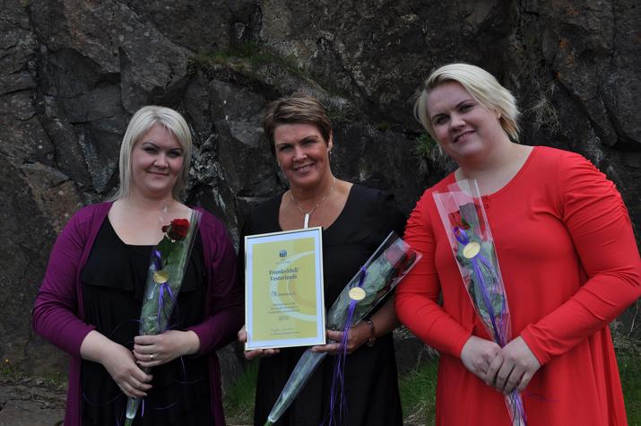 Tilnefning til Frumkvöðlaverðlauna 2010