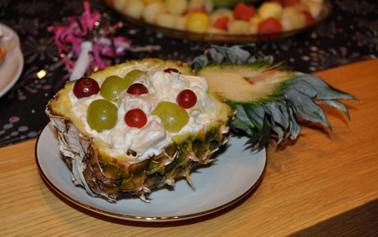 Ananasskál