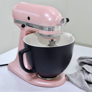 KitchenAid-skál