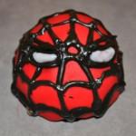 Spiderman bollakökur